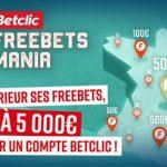 freebet betclic